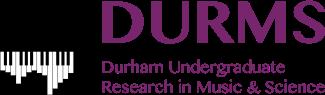 DURMS Logo TransparentBG BlackSoundWave
