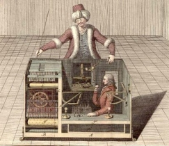 Original Mechanical Turk